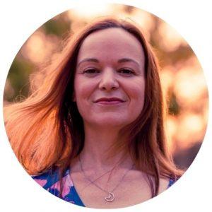 Kim Fairminer, owner of Kim Fairminer Astrology